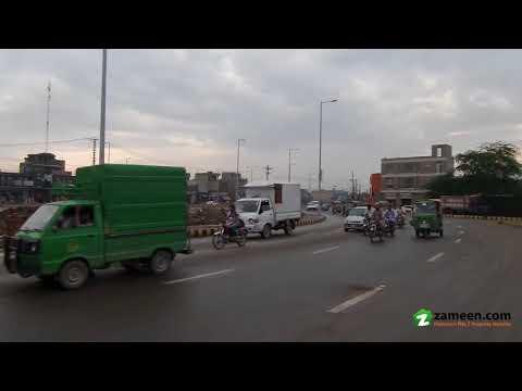LDA CITY LAHORE – 1 KANAL PLOT FILE FOR SALE