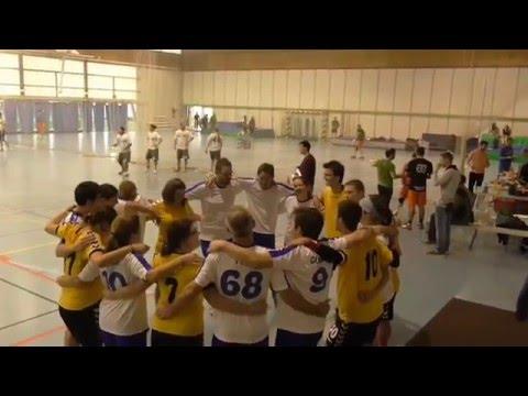Vidéo - Championnat régional Est (vs La Bourrasque)