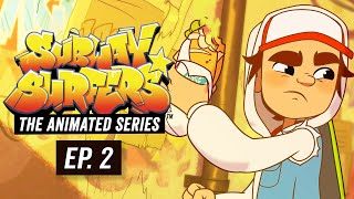 Subway Surfers The Animated Series - Episode 2 - Busted