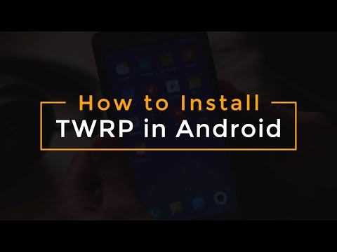 How to Install TWRP Recovery In Any Android [Mi 3S Prime] (Hindi)