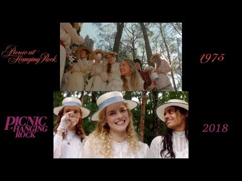Picnic at Hanging Rock (1975/2018): Side-by-Side Comparison