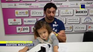 PANTERE TV. Imoco Volley Conegliano - Igor Gorgonzola Novara.