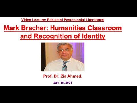 Mark Bracher & Identity
