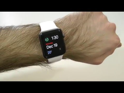 REVIEW Apple Watch Band 3 Pardy FanTEK Soft Silicone