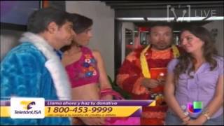 Video La Familia Peluche en el Teleton USA MP3, 3GP, MP4, WEBM, AVI, FLV Juli 2018