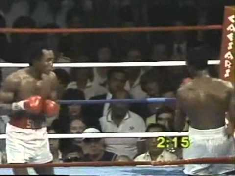 Sugar Ray Leonard vs Thomas Hearns