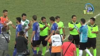 La primera Final, a cuatro cámaras (Canal 8 Viale y NuevaZona)