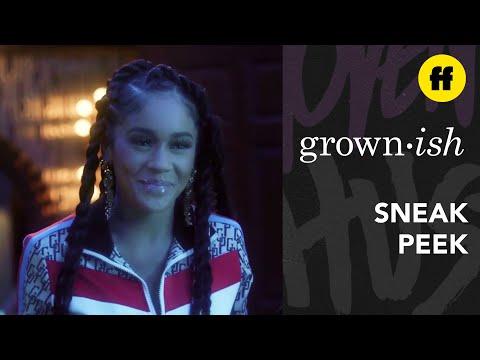 grown-ish Season 3, Episode 12 | Sneak Peek: Did Zoey Mess Up? | Freeform