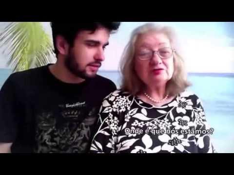 #ProgramaDiferente apresenta a emocionante história do jovem gaúcho que tornou maior prioridade da sua vida cuidar da avó diagnosticada com Alzheimer