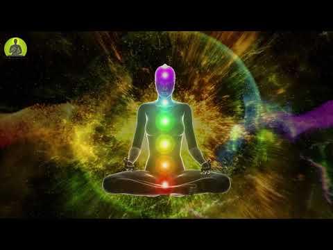"""UNBLOCK ALL 7 CHAKRAS"" 8 Hour Deep Sleep Meditation: Aura Cleansing & Balancing Chakra"