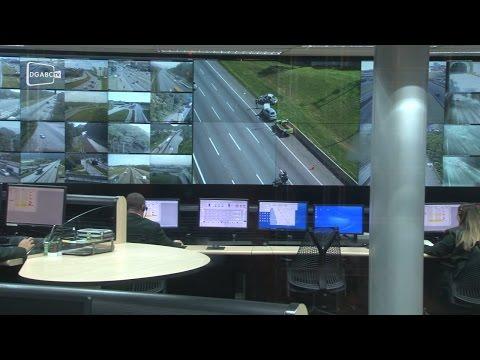 SAI ganha 16 câmeras de monitoramento.
