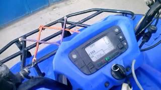 7. Kymco MXU 500 walkaround.