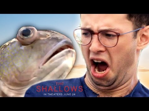 The Try Guys Ocean Survival Food Taste Test // Sponsored by The Shallows