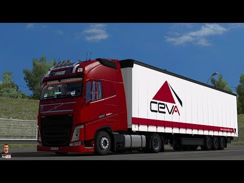Volvo FH & FH16 2012 Reworked | LowDeck 1.28.x
