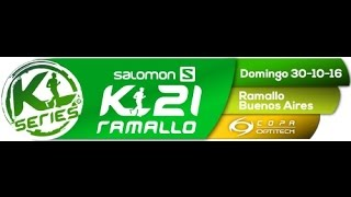 K21 Series Salomon Ramallo.