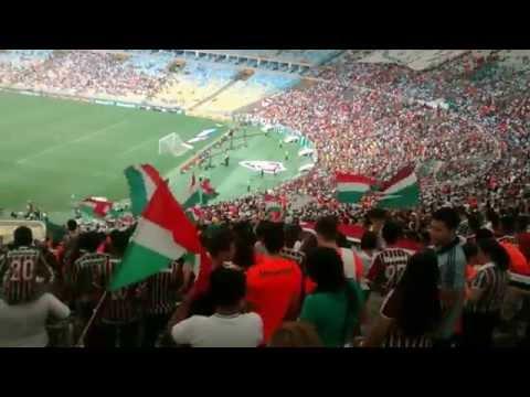Bravo 52 - Flu 2x1 Atlético-PR - Entrada - O Bravo Ano de 52 - Fluminense