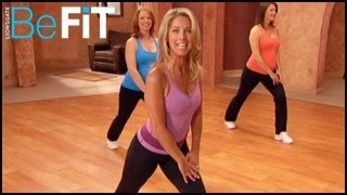 Denise Austin: Prenatal Cardio Workout- Fit & Firm Pregnancy - YouTube