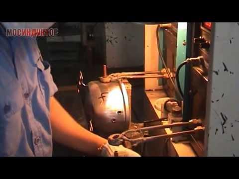 Пайка корпуса компрессора сварочного аппарата