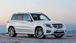 2013 Mercedes-Benz GLK-Class : Video Review
