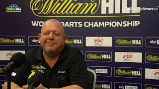 """Michael van Gerwen on Peter Wright's exit: """"If you talk so much crap, things like that will happen"""""""
