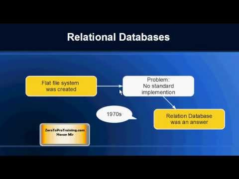 what are some of the key differences between a flat file and relational database which of the two st A flat-file database is a database stored as an ordinary unstructured file called a flat file to access the structure of the data and manipulate it on a computer system.