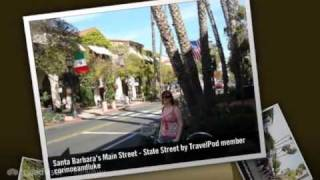 Santa Barbara (CA) United States  City new picture : State Street - Santa Barbara, California, United States