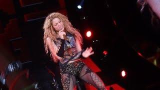 Video Shakira - Chantaje (Live in Hamburg - El Dorado World Tour Opening Night) HD MP3, 3GP, MP4, WEBM, AVI, FLV Juli 2018