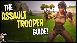 Assault Trooper Showcase | Before You Buy - Fortnite