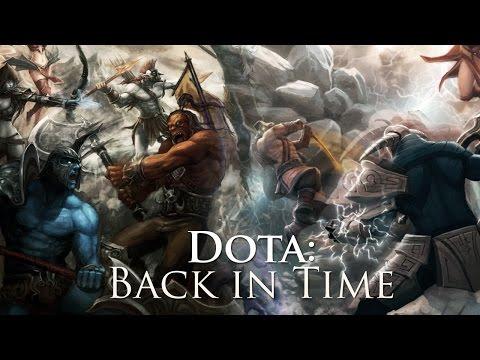 Dota: Back in Time - Kuroky [SFM]