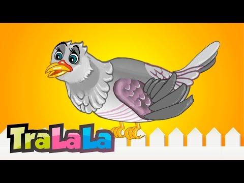 Cucule, pasăre sură - Cântece pentru copii | TraLaLa