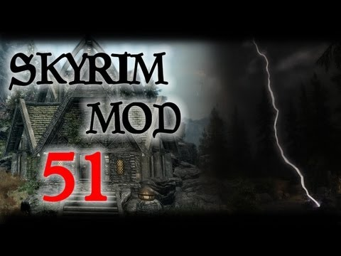 Skyrim Mod #51 - Dwemerverse, Whiterun Mansion,  Alternate Start