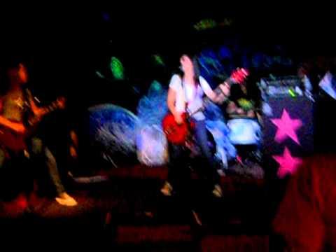 Live Music Atomic Pink