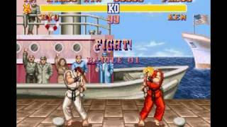 Hadouken Street Fighter YouTube video