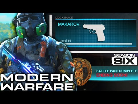 Modern Warfare: The END Of SEASON 6…