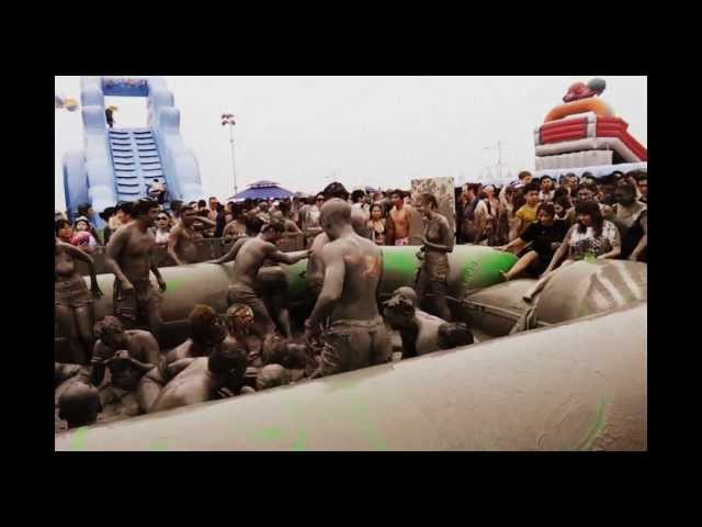 Boryeong Mud Festival 2012