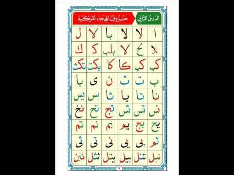 Al Noorania lesson 2 Qaidah Al Nourania (видео)