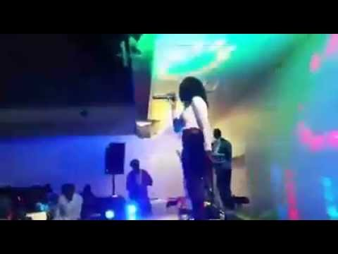 Bad Gyal by Sarah Musayimuto Live Performance 2015