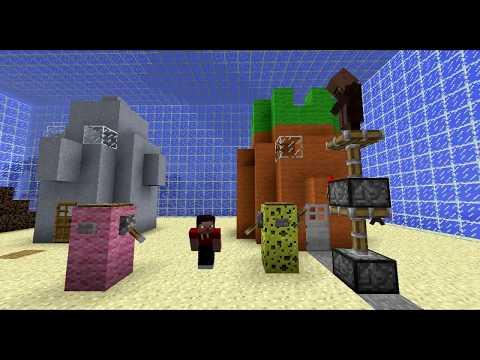 Minecraft - Random (Pokémon) Chase Scene (ItsJerryAndHarry)