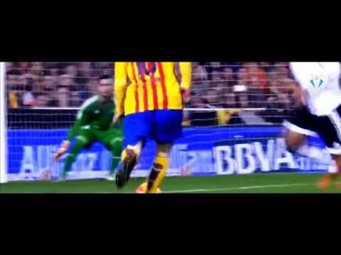 Lionel Messi Vs Valencia  Away 720p 5 12 2015 By Med