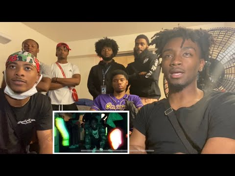 NBA YoungBoy- Murder Business (Official Video) Reaction