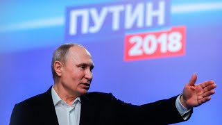 Vladimir Putin: 'Nonsense' to think Russia would poison ex-spy before election