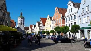 Gunzburg Germany  city photos : Günzburg, Germany: Marktplatz