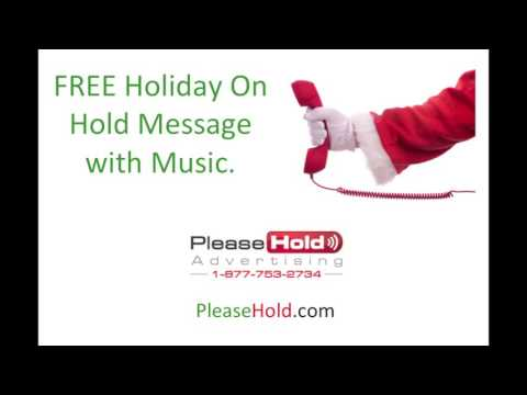 Holiday On Hold Generic FREE