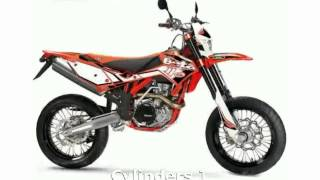 1. 2011 BETA RS-Supermoto 520 Features