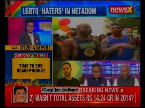 Dump Section 377: SC asks Centre for stand, 'Will India end homophobia'? SC asks Centre for stand