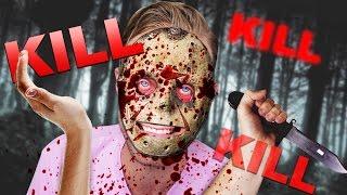 I'LL KILL YOU ALL!!!!!!!!! (Dead by Daylight)