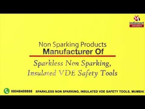 Sparkless Safety Tools