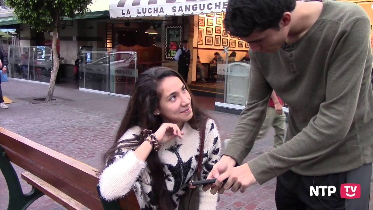 "COMO HACER QUE UNA CHICA TE DIGA ""TE AMO"" | RETOS DE YOUTUBE #4 – (NTPtv)"
