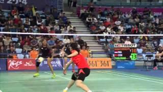 Download Video [HD] SF - 2014 Asian Games - WD - G.POLII / N.K.MAHESWARI vs TIAN Q. / ZHAO Y.L. MP3 3GP MP4