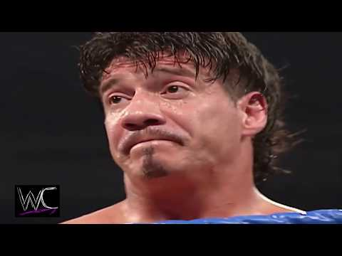 WWE Eddie Guerrero & Rhyno Vs Chris Benoit & Tajiri   SMACKDOWN 2003